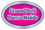 Foil English/Spanish Meat Labels